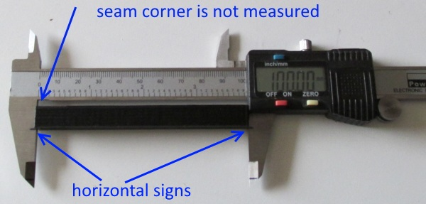 measure x-bar