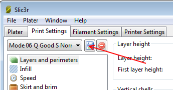 save print settings