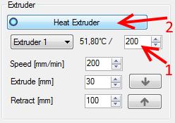 heat extruder